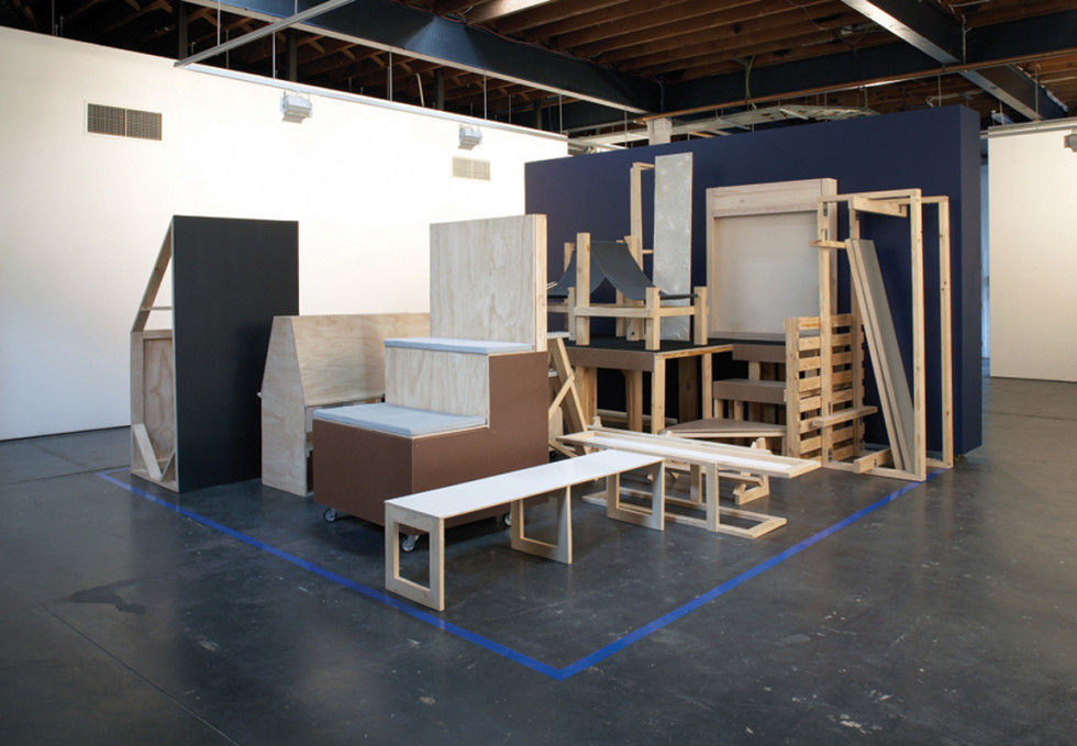 Spiros Panigirakis, Studio Conditions (2008) Margaret Lawrence Gallery