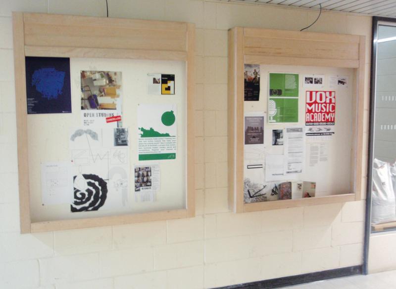 studioconditionsMonashcorridor